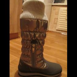 Отзыв о Детские зимние сапоги Jog Dog   Идеальная детская зимняя обувь! 20e8d00fab3