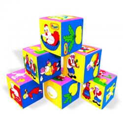 кубики картинки детские