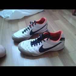 6f7314cf Отзывы о Футзалки Nike Tiempo