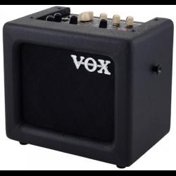 Отзывы о <b>Гитарный комбоусилитель VOX Mini 3</b>