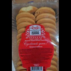 легкое сдобное печенье