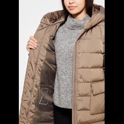 6381753d4 Отзыв о Пуховик женский Geox   Куртка, в которой невозможно ...