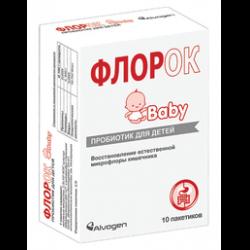 Цены на флорок baby и аналоги: в аптеках москвы и московской.