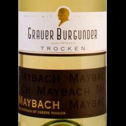 Отзывы о Вино peter mertes maybach grauer burgunder