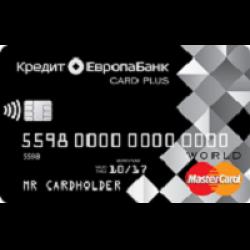 Кредит европа банк для юр лиц