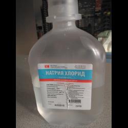 В домашних условиях натрий хлорид 164