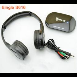 отзывы о беспроводные наушники Bingle B616