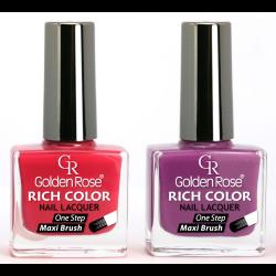 """Отзывы о <b>Лак для ногтей Golden</b> Rose """"Rich Color"""""""