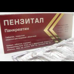 Панкреатин инстркуция по применению, цена, отзывы и аналоги.