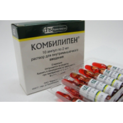 Отзыв о Витаминный комплекс Комбилипен | Помогает в комплексе при ...